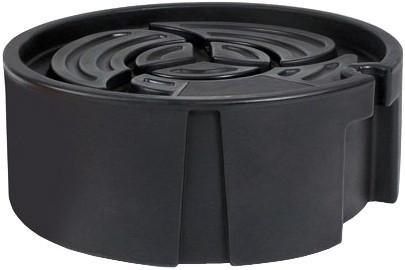 Runde Wasserbehälter fur Fontänen/Ornamenten Ø 100 cm