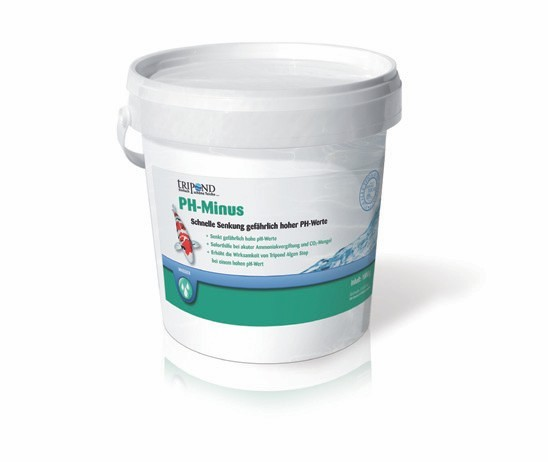 Tripond pH-Minus 1.000g