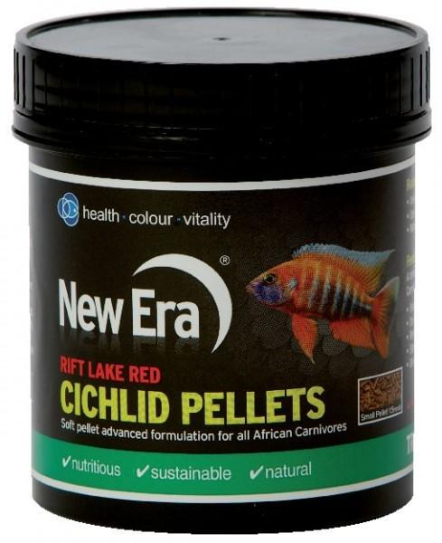 Rift Lake Cichlid Pellets Red 120g