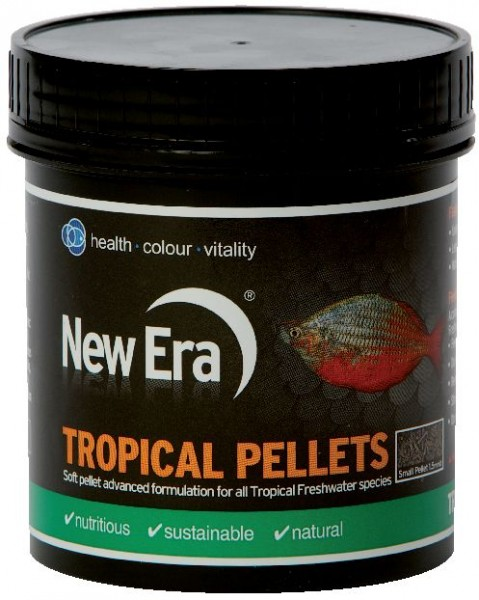 Tropical Pellets 120g
