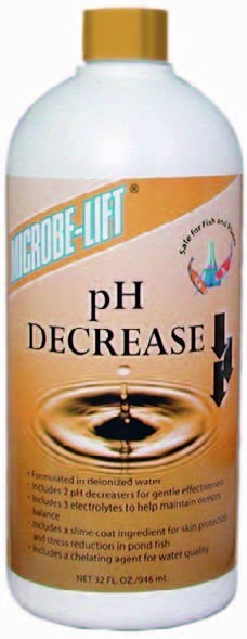 Microbe-Lift pH Decreaser (PH-) 1 Liter