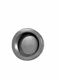 PVC Endkappe Innengewinde ohne O-Ring