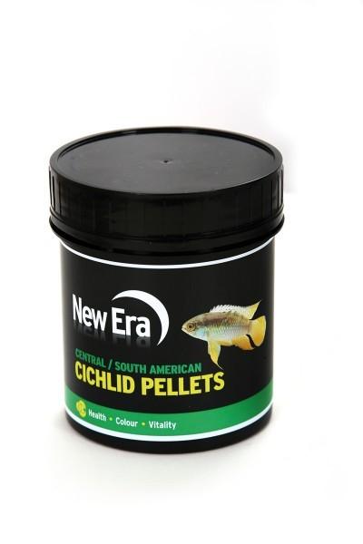 Central / Sth American Cichlid Pellets 60g