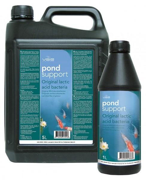 Pond Support Milchsäurebakterien