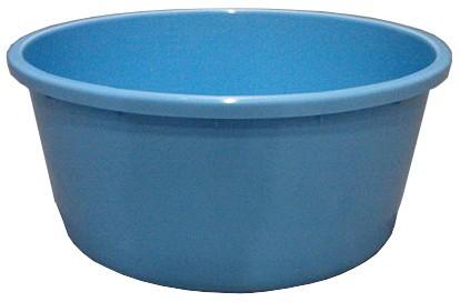 Fischwanne Blau