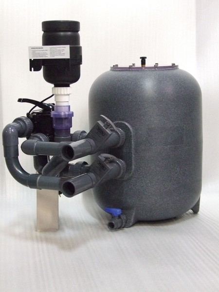 Perfect K1 Micro Filter 75 mit Bypass-System