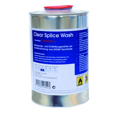 Clear Splice Wash(Reiniger) 1,0 l