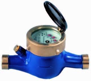 Wasserzähler MNK QN 10