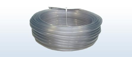 PVC Luftschlauch 9/12mm Ø 50m Rolle
