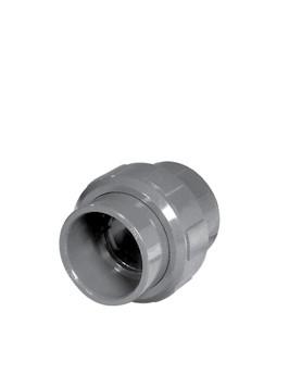 Kupplung mit O-Ring Doppelte Klebemuffe