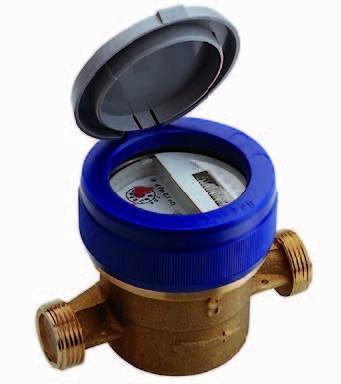 Wasserzähler Modell ERPK