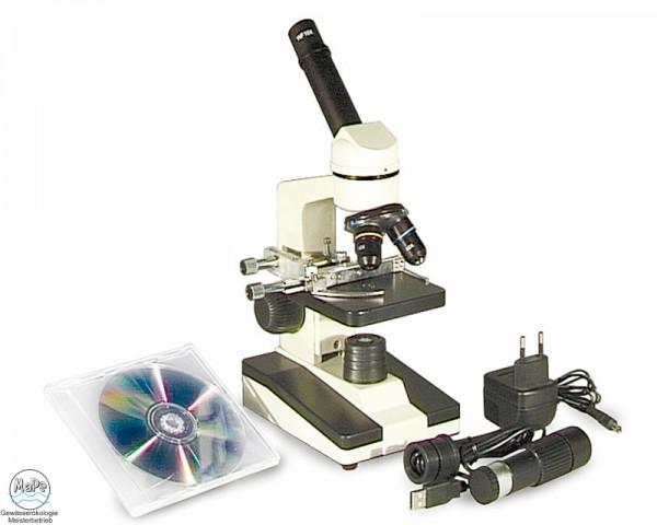 Mobil-Monukolares Mikroskop