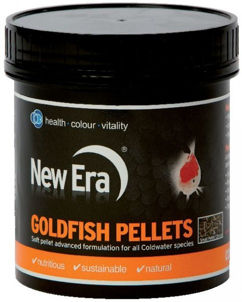 Goldfish Pellets 60g