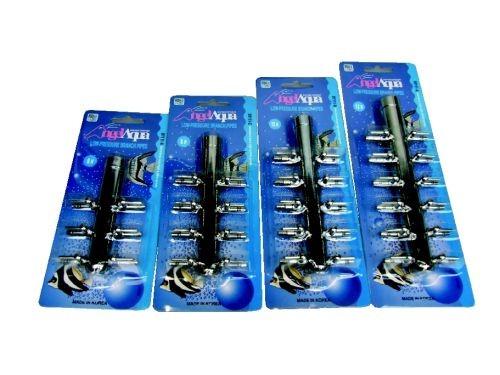 Luftverteiler 10 fach Ø 4/6mm