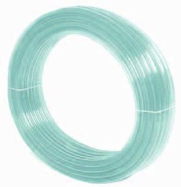 Klarer PVC Schlauch Typ Kristall