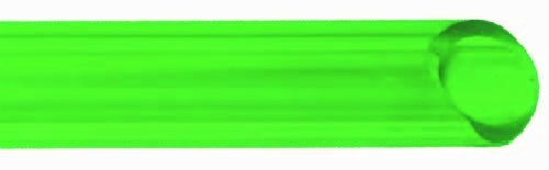 Schlauch PVC Kristall Grün