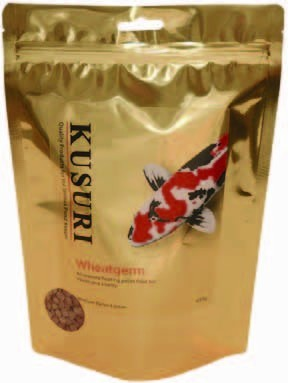 Kusuri Wheatgerm 1,5kg medium Pellets