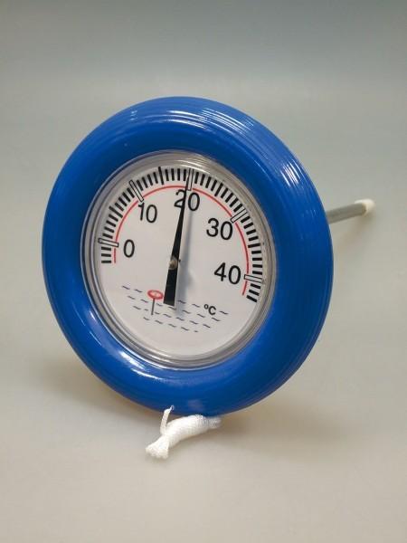 AnalogesSchwimmthermometer